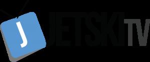 Jet Ski TV Logo 9 10 12 Outlines on white